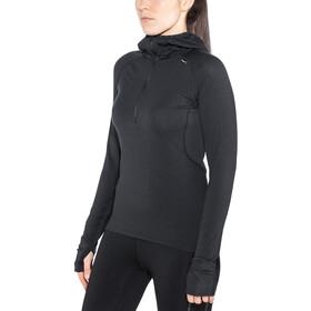 inov-8 W's Merino LS Zip Shirt black